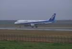 門ミフさんが、佐賀空港で撮影した全日空 A320-211の航空フォト(写真)