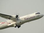 minfengさんが、高雄国際空港で撮影したトランスアジア航空 ATR-72-600の航空フォト(写真)