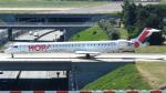 誘喜さんが、パリ オルリー空港で撮影したオップ! CL-600-2E25 Regional Jet CRJ-1000の航空フォト(写真)