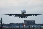 N.Naokiさんが、成田国際空港で撮影したタイ国際航空 A380-841の航空フォト(写真)