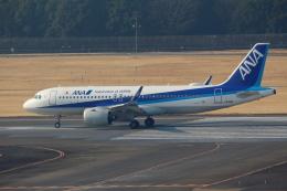 Koenig117さんが、成田国際空港で撮影した全日空 A320-271Nの航空フォト(写真)