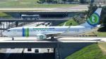 誘喜さんが、パリ オルリー空港で撮影したトランサヴィア・フランス 737-85Hの航空フォト(写真)