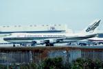 トロピカルさんが、成田国際空港で撮影したエバーグリーン航空 747SR-46(SF)の航空フォト(写真)