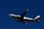 HS888さんが、鹿児島空港で撮影したジェットスター・ジャパン A320-232の航空フォト(写真)