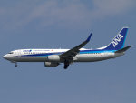 Mame @ TYOさんが、羽田空港で撮影した全日空 737-881の航空フォト(写真)