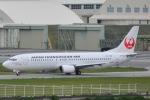 shining star ✈さんが、那覇空港で撮影した日本トランスオーシャン航空 737-4Q3の航空フォト(写真)