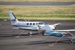 Saeqeh172さんが、岡南飛行場で撮影した法人所有 T303 Crusaderの航空フォト(写真)