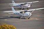 Saeqeh172さんが、岡南飛行場で撮影した法人所有 172R Skyhawkの航空フォト(写真)