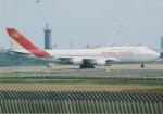 よしポンさんが、成田国際空港で撮影したエア・インディア 747-337Mの航空フォト(写真)