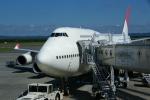 JA8037さんが、新千歳空港で撮影した日本航空 747-446の航空フォト(写真)