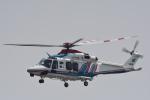 ITM44さんが、名古屋飛行場で撮影した三重県防災航空隊 AW139の航空フォト(写真)