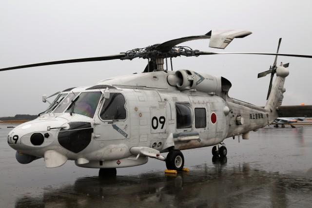 海上自衛隊 Mitsubishi SH-60K 8409 新田原基地  航空フォト | by もぐ3さん