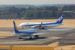 Koenig117さんが、成田国際空港で撮影した全日空 767-381/ERの航空フォト(写真)