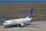 なないろさんが、中部国際空港で撮影したユナイテッド航空 737-824の航空フォト(写真)