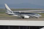 pringlesさんが、長崎空港で撮影したケイマン諸島企業所有 737-7JW BBJの航空フォト(写真)