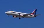 KAZKAZさんが、ドバイ国際空港で撮影したタイ王国空軍 737-448の航空フォト(写真)