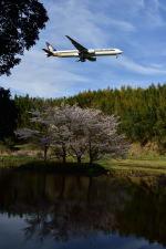 ポン太さんが、成田国際空港で撮影したシンガポール航空 777-312/ERの航空フォト(写真)
