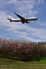 ポン太さんが、成田国際空港で撮影した中国国際貨運航空 777-FFTの航空フォト(写真)