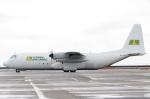 なごやんさんが、中部国際空港で撮影したリンデン・エアカーゴ L-100-30 Herculesの航空フォト(写真)