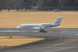 Koenig117さんが、成田国際空港で撮影したDJM Holding G-IV-X Gulfstream G450の航空フォト(写真)
