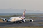 Take51さんが、関西国際空港で撮影したタイ国際航空 A380-841の航空フォト(写真)