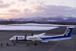中標津空港 - Nakashibetsu Airport [SHB/RJCN]で撮影された中標津空港 - Nakashibetsu Airport [SHB/RJCN]の航空機写真