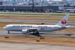 delawakaさんが、羽田空港で撮影した日本航空 767-346の航空フォト(写真)
