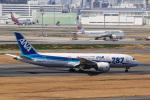 delawakaさんが、羽田空港で撮影した全日空 787-881の航空フォト(写真)