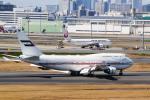 delawakaさんが、羽田空港で撮影したドバイ・ロイヤル・エア・ウィング 747-422の航空フォト(写真)