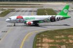 ★azusa★さんが、クアラルンプール国際空港で撮影したエアアジア A320-216の航空フォト(写真)