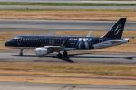 delawakaさんが、羽田空港で撮影したスターフライヤー A320-214の航空フォト(写真)