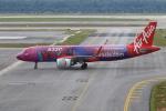 ★azusa★さんが、クアラルンプール国際空港で撮影したエアアジア A320-251Nの航空フォト(写真)