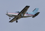 じーく。さんが、横田基地で撮影したオートパンサー PA-46-310P Malibuの航空フォト(写真)