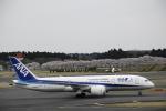 masa0420さんが、成田国際空港で撮影した全日空 787-881の航空フォト(写真)