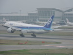 F.KAITOさんが、福岡空港で撮影した全日空 777-281/ERの航空フォト(写真)