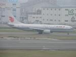 F.KAITOさんが、福岡空港で撮影した中国国際航空 737-86Nの航空フォト(写真)