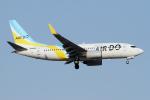 Echo-Kiloさんが、新千歳空港で撮影したAIR DO 737-781の航空フォト(写真)