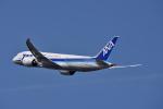ひこ☆さんが、伊丹空港で撮影した全日空 787-881の航空フォト(写真)