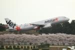 まえちんさんが、成田国際空港で撮影したジェットスター・ジャパン A320-232の航空フォト(写真)