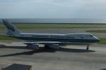 ななにさんが、中部国際空港で撮影したエバーグリーン航空 747-230Fの航空フォト(写真)