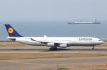 SIさんが、中部国際空港で撮影したルフトハンザドイツ航空 A340-313Xの航空フォト(写真)