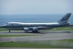 ななにさんが、中部国際空港で撮影したエバーグリーン航空 747-230BM(SF)の航空フォト(写真)