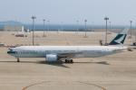 SIさんが、中部国際空港で撮影したキャセイパシフィック航空 777-267の航空フォト(写真)