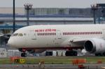 ぎんじろーさんが、成田国際空港で撮影したエア・インディア 787-8 Dreamlinerの航空フォト(写真)