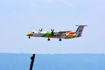 まいけるさんが、ピッサヌローク空港で撮影したノックエア DHC-8-402Q Dash 8の航空フォト(写真)