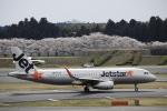 masa0420さんが、成田国際空港で撮影したジェットスター・ジャパン A320-232の航空フォト(写真)