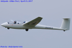 Chofu Spotter Ariaさんが、関宿滑空場で撮影した東京工業大学航空部 - Tokyo Institute of Technology Glider Club ASK 21の航空フォト(写真)