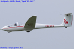 Chofu Spotter Ariaさんが、関宿滑空場で撮影した早稲田大学航空部 - Waseda University Aviation Club G103C Twin III Acroの航空フォト(写真)