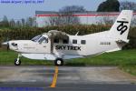Chofu Spotter Ariaさんが、ホンダエアポートで撮影したスカイトレック Kodiak 100の航空フォト(写真)