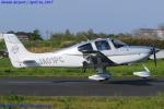 Chofu Spotter Ariaさんが、ホンダエアポートで撮影した個人所有 SR22 G3-GTSXの航空フォト(写真)